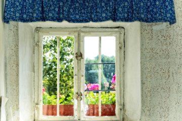 plissegardiner till fönster